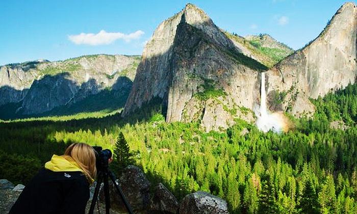 YExplore - Modesto: $75 for a Yosemite Nature Photography Class with YExplore ($150 Value). Three Class Topics Available.