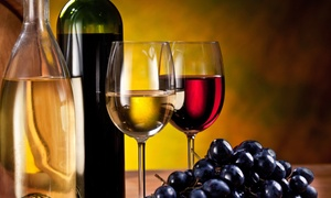 Wine Workshop and Brew Center: Winemaking Class and Store Credit for Two, Four, or Six at Wine Workshop and Brew Center (Up to 75% Off)