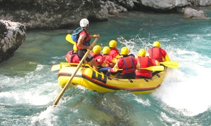 TREKKING & PADDLES: Rafting classico sui fiumi Tanagro-Sele o Calore da 39,90 €