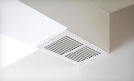 Air-Duct Cleaning with Optional Dryer-Vent Cleaning Services from Fresh Air (Up to 87% Off)