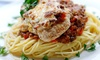 Pazzo Pazzo Italian Cuisine - Downtown - Arena District: Italian Food for Lunch or Dinner at Pazzo Pazzo Italian Cuisine (45% Off)