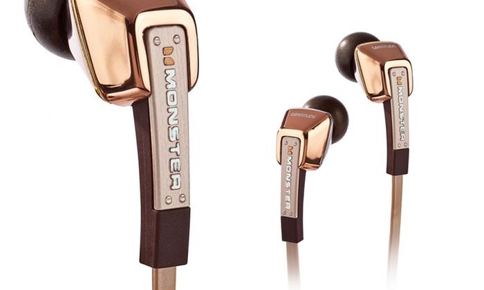 Monster Gratitude In-Ear Headphones: Monster Gratitude In-Ear Headphones. Free Shipping and Returns.