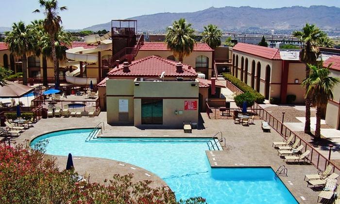null - El Paso: Stay at Wyndham El Paso Airport Hotel and Water Park in El Paso, TX