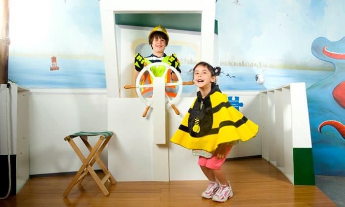Kids Discovery Museum - Bainbridge Island: Visit for Two or Four to Kids Discovery Museum (50% Off)