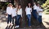 John Fountain Photography - Golden Glades/The Woods: Holiday or Couple's On-Location Photo Shoot from John Fountain Photography (Up to 72% Off)