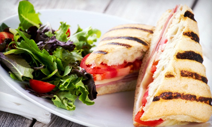 Epic Tavern & Grill - Novi: Paninis, Burgers, and Pizza for Dinner or Lunch at Epic Tavern & Grill (Half Off)