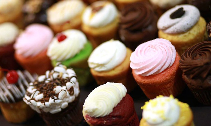 Just Baked - Multiple Locations: $6 for $10 Worth of Cupcakes, Custom Cakes, and Other Baked Goods at Just Baked