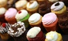 Just Baked Shop - Multiple Locations: $6 for $10 Worth of Cupcakes, Custom Cakes, and Other Baked Goods at Just Baked
