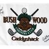 Caddyshack Signed Golf Flag