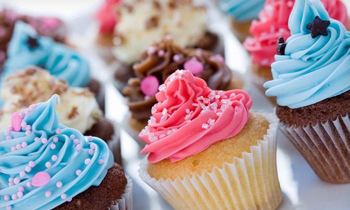 Encorecake - El Cerrito: Half Dozen or Dozen Cupcakes from Encorecake (Up to 54% Off)
