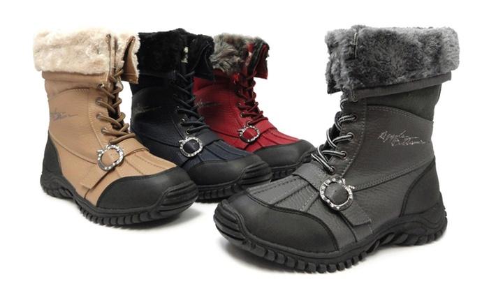 Apple Bottom Women's Narele Snow Boot: Apple Bottom Women's Narele Snow Boots. Free Shipping and Returns.