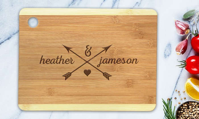 Up To 63 Off Custom Wooden Cutting Board