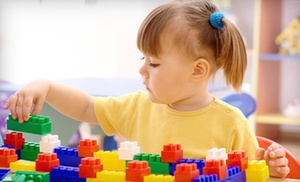 Gianna's Enrichment Center: $61 for $135 Worth of Childcare Services at Gianna's Enrichment Center