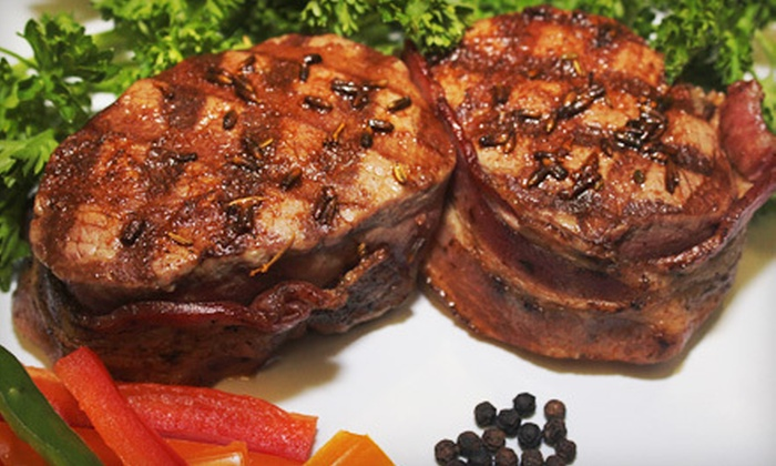 Thompson Packers - Slidell: $25 for Six 5 Oz. Bacon-Wrapped Filets Mignons Featuring Chef Paul Prudhomme's Blackened Steak Magic at Thompson Packers in Slidell ($49.99 Value)
