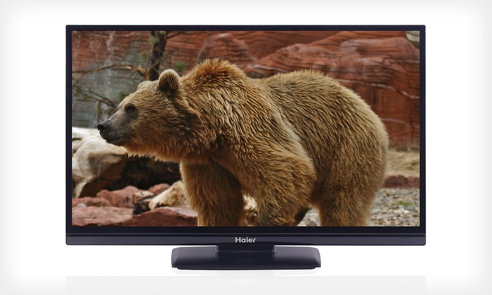 "Haier 46"" 1080p LED HDTV: $479.99 for a Haier 46"" 1080p LED HDTV (LE46D2380) ($799.99 List Price). Free Shipping and Returns."