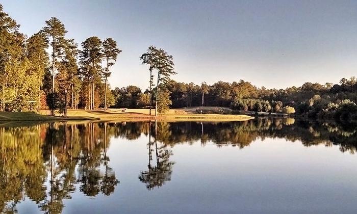 Durham Lakes Golf & Country Club - Fairburn: Three 18-Hole Rounds of Golf for One at Durham Lakes Golf & Country Club (Up to 60% Off)