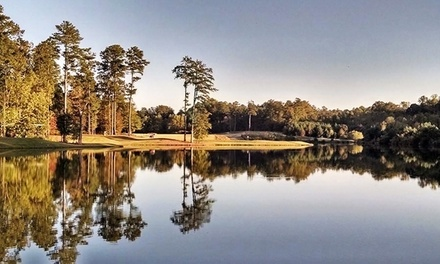 Three 18-Hole Rounds of Golf for One at Durham Lakes Golf & Country Club (Up to 62% Off)