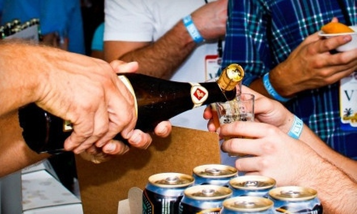 Grovetoberfest - Peacock Park: $35 for a Beer Socialite Package at Grovetoberfest on Saturday, October 19 ($70 Value)