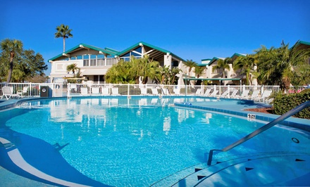 One- or Two-Night Stay at Best Western Plus Yacht Harbor Inn in Dunedin, FL