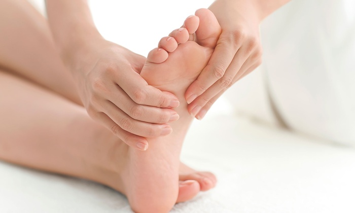 Luv Yu Foot Spa - Highland: One or Three One-Hour Reflexology Sessions at Luv Yu Foot Spa (55% Off)