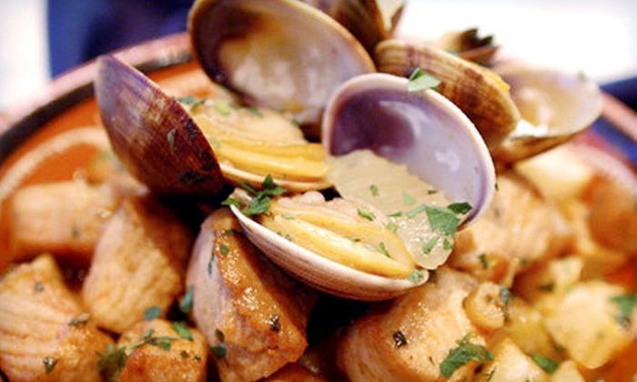 Alfama Restaurant - Midtown East: $45 Worth of Portuguese Cuisine