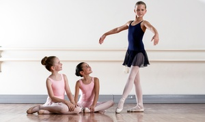 Joyce Willett School of Dance: Four Children's Dance or Theater-Arts Preschool Classes at Joyce Willett School of Dance (Up to 74% Off)