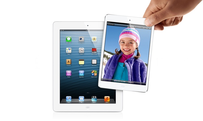 Apple 64GB iPad Mini and iPad with Retina Display: Apple 64GB iPad Mini and iPad with Retina Display (Refurbished) (Up to 14% Off). 2 Colors. Free Shipping and Returns.