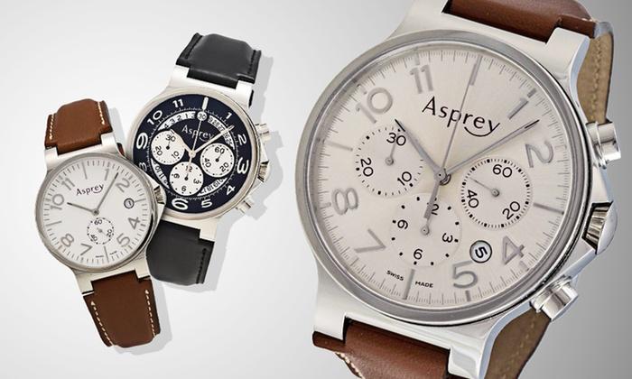 Asprey of London Men's & Unisex Watches: Aprey of London Men's and Unisex Watches (Up to 73% Off). 11 Options Available.