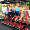 Up to 59% Off Pedal-Powered Party-Bus Excursion