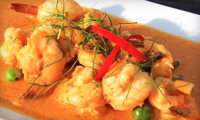 Siam Thai Restaurant - South Bend: $10 for $20 Worth of Thai Dinner Fare at Siam Thai Restaurant