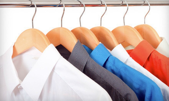 Minnella Dry Cleaners - Central City: $18 for $40 Worth of Dry Cleaning at Minnella Dry Cleaners
