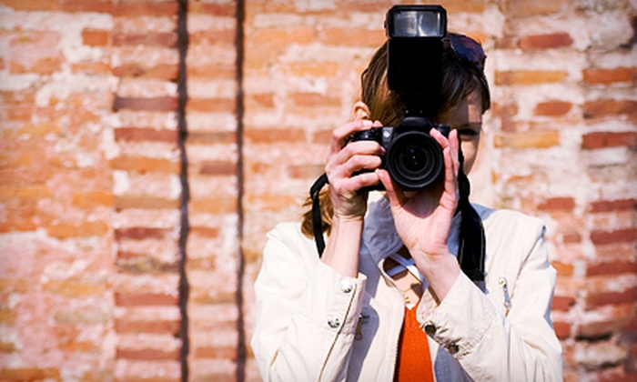 Abba Color Photography - Houston: $110 for $200 Worth of Outdoor Photography at Abba Color Photography