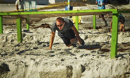$37.50 for Admission for One to Obstacle Race at Survival Beach at Wyndham Resort ($75 Value)