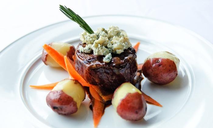 Della Terra Restaurant - Buffalo: Italian Cuisine for Two or Four at Della Terra Restaurant  (48% Off)