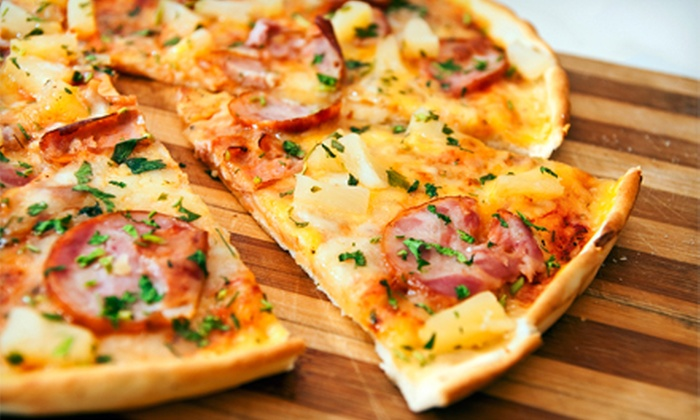 Village Pizza - Orinda: Italian-Style Cuisine at Village Pizza (Half Off). Two Options Available.