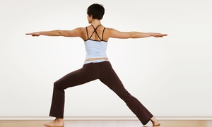 Zen in the District Yoga: Three, Six, or Nine Yoga Classes at Zen in the District – Yoga (Up to 67% Off)