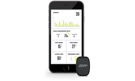 Zepp Play Football Sports Tracker With Free Delivery
