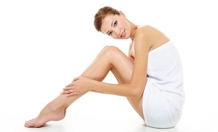 Six Laser Hair-Removal Sessions on a Small, Medium, or Large Area at Northern Virginia Wellness (Up to 88% Off)