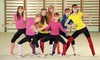 Lauren Mardones Zumba - Multiple Locations: Five Zumba Sessions for One or Two Kids or One Adult at Lauren Mardones Zumba (Up to 55%Off)
