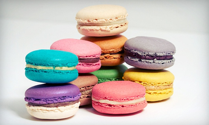 Ruelo Patisserie - Multiple Locations: $19 for One Dozen Macarons at Ruelo Patisserie ($40 Value)