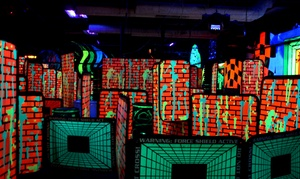 Laser Storm Pittsburgh: Two Rounds of Laser Tag for Four with Optional 100 Arcade Tokens at Laser Storm Pittsburgh (Up to 48% Off)