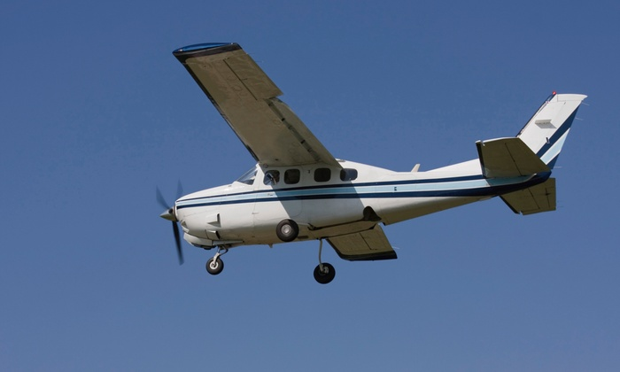 Fly GForce - South Meadows: $145 for a One-Hour Introductory Flight Lesson at Fly GForce ($285 Value)