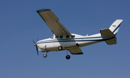 $145 for a One-Hour Introductory Flight Lesson at Fly GForce ($285 Value)