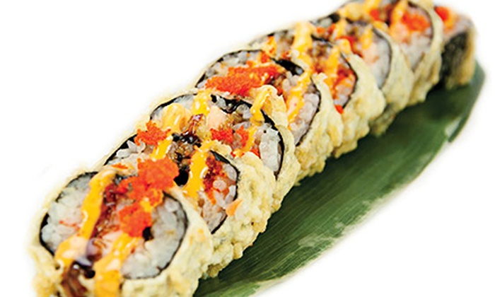 Matata Asian Cuisine - Middletown: Asian Cuisine for Dinner at Matata Asian Cuisine (Half Off). Two Options Available.
