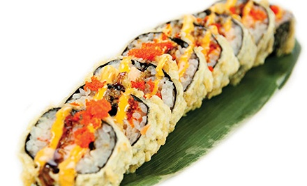 Asian Cuisine for Dinner at Matata Asian Cuisine (Half Off). Two Options Available.