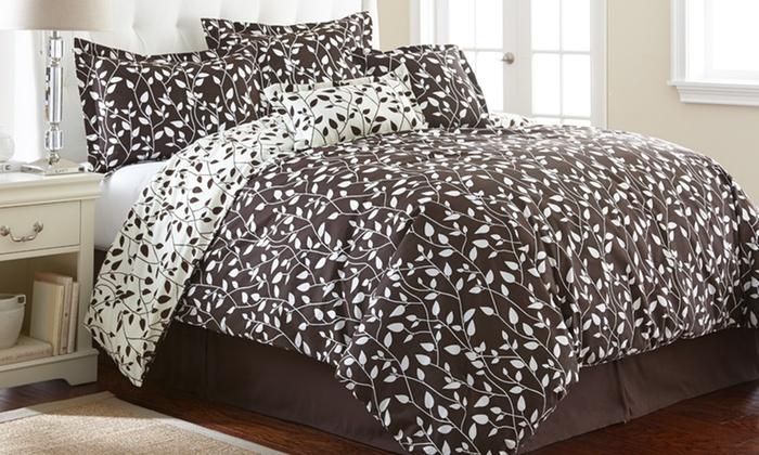 Hotel NY Six-Piece Comforter Sets: Hotel NY Six-Piece Comforter Sets. Multiple Styles Available.