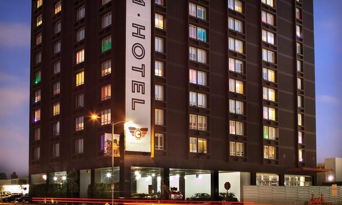 Custom Hotel  - Los Angeles: Stay at Custom Hotel in Los Angeles