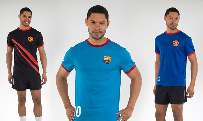 European Soccer Shirts: $9.99 for a European Soccer Shirt (Up to $32 List Price). Multiple Styles and Sizes Available. Free Returns.