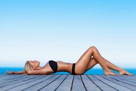 Happy Skin Custom Spray Tanning: One Mystic Spray Tan at Happy Skin Custom Spray Tanning (43% Off)