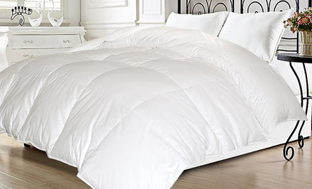 Royal Luxe 250-Thread-Count White-Down Comforter. Multiple Sizes Available. Free Returns.